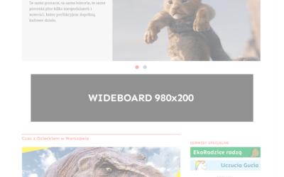 Wideboard